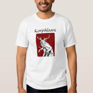 Korpiklaani shaman shirt