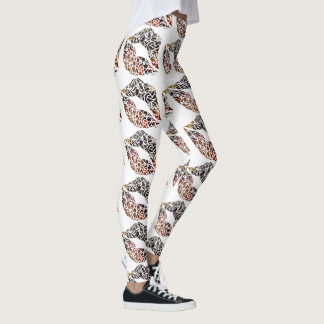 Koru kiss leggings