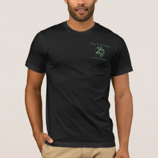Koru Lifestylist Black T T-Shirt