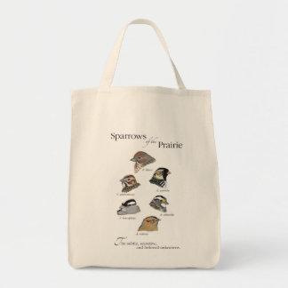 KOS Sparrows Prairie Tote Bag