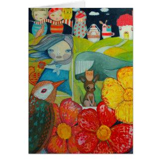 Kosharek art card
