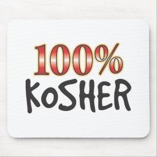 Kosher 100 Percent Mouse Pad