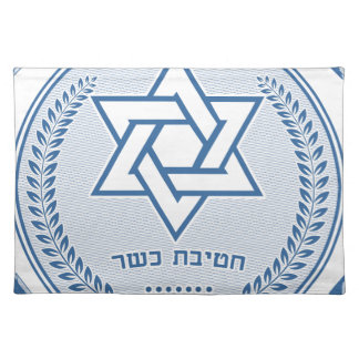 Kosher Division Placemat