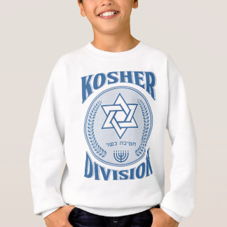 Kosher Division Sweatshirt