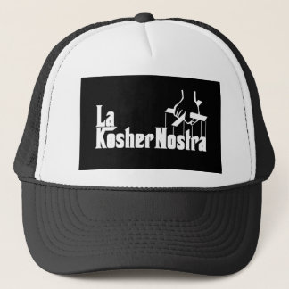 Kosher Nostra Trucker Hat