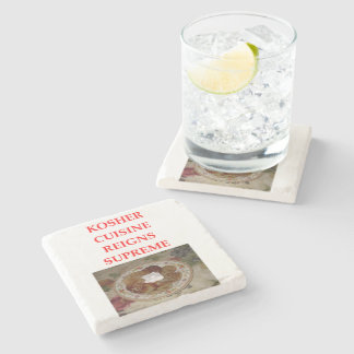 KOSHER STONE COASTER