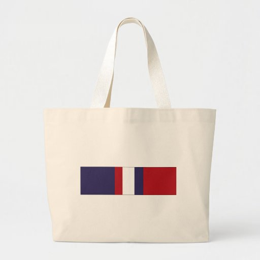 Kosovo Campaign Ribbon Canvas Bag