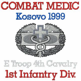 Kosovo Combat Medic Shirt Polo