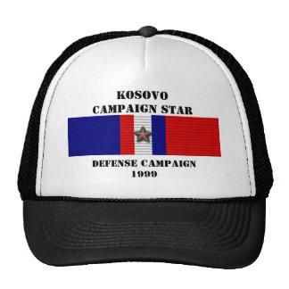 KOSOVO DEFENSE CAMPAIGN CAP