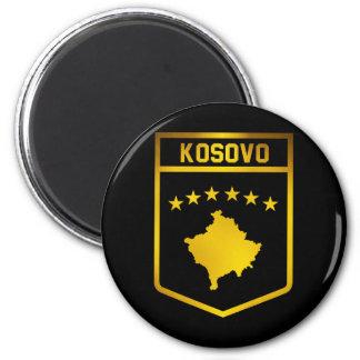 Kosovo Emblem 6 Cm Round Magnet