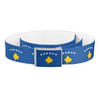 Kosovo Flag Belt