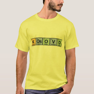 Kosovo made of Elements T-Shirt