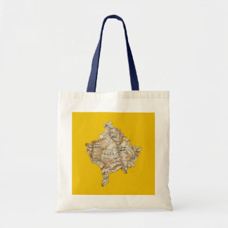 Kosovo Map Bag
