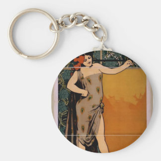 Koster & Bials, 'Musical Hall' Retro Theater Keychain
