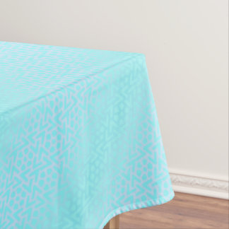 Kotev Blue and Aqua Tablecloth
