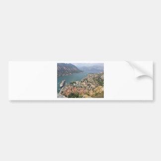 Kotor, Montenegro Bumper Sticker