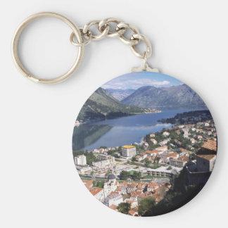 Kotor, Montenegro Key Ring