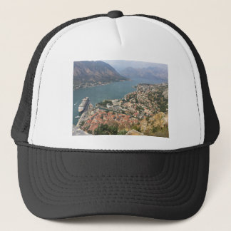 Kotor, Montenegro Trucker Hat