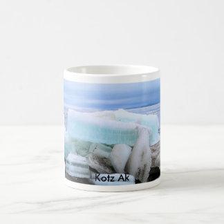 KOTZ ICE BASIC WHITE MUG