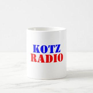 KOTZ, RADIO BASIC WHITE MUG