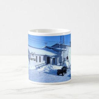 kotz radio classic white coffee mug