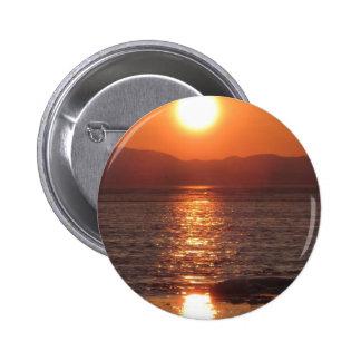 kotz sound sunset 09 6 cm round badge