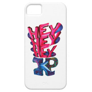 KP Unique Hey Hey Hey iPhone 5 Covers