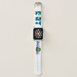 KP Unique Katy Firework Apple Watch Band