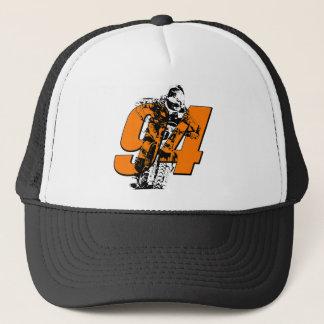 KR94bikeghost.png Trucker Hat