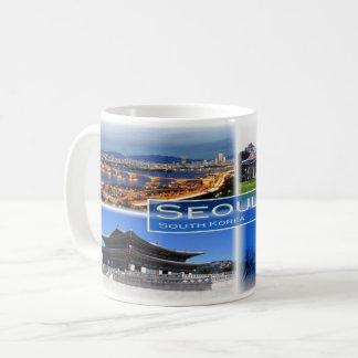 KR  South Korea - Seoul - Coffee Mug