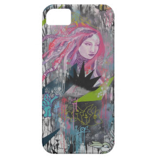 Krah style painting iPhone 5 covers