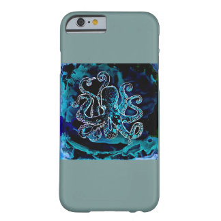 Kraken Octopus Under the Sea Barely There iPhone 6 Case