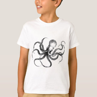 Krakken The Octopus T-Shirt