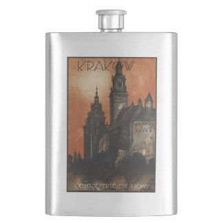 Krakow Hip Flask