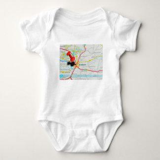 Kraków, Krakow, Cracow in Poland Baby Bodysuit