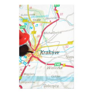 Kraków, Krakow, Cracow in Poland Stationery