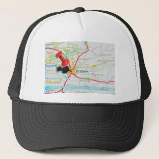 Kraków, Krakow, Cracow in Poland Trucker Hat