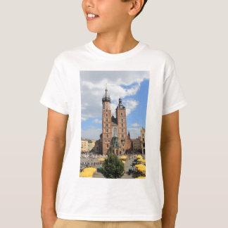 Krakow, Mariacki Church, St Mary's church, gifts T-Shirt