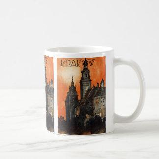 Krakow Basic White Mug