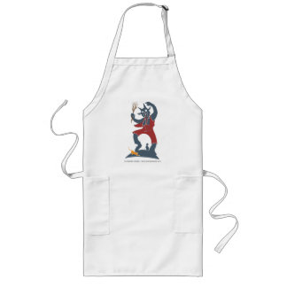 Krampus + Cats 2010 Long Apron