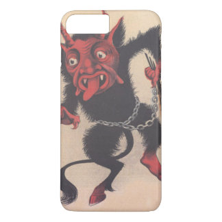 Krampus Chain Switch Hooves iPhone 7 Plus Case