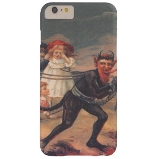 Krampus Dragging Children To Hell Barely There iPhone 6 Plus Case