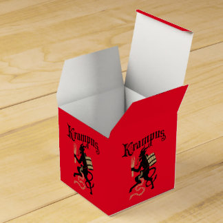 Krampus Favour Box