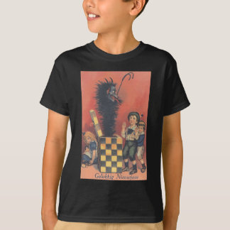 Krampus in the Box T-Shirt