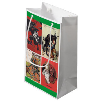 Krampus is Coming! Vintage Images Gift Bag