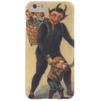 Krampus Kidnapping Punishing Children Barely There iPhone 6 Plus Case