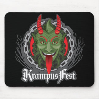 Krampus Mousepad