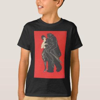 Krampus On A Date T-Shirt
