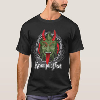 Krampus Original (Black T) T-Shirt