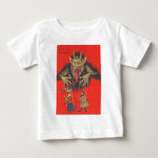 Krampus Puppeteering Adults Baby T-Shirt